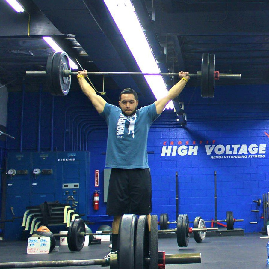 Olympic Weightlifting Class is almost here!
