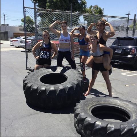 strongWOD